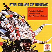Steel Drums Of Trinidad by The Jamaican Steel Band