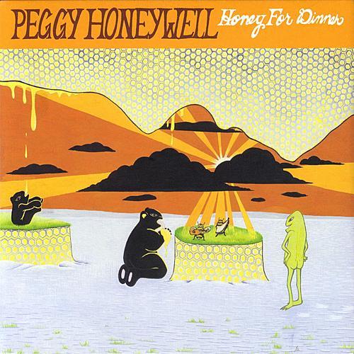 Honey for Dinner by Peggy Honeywell