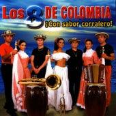 Con Sabor Corralero by Los 8 De Colombia