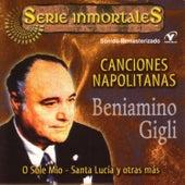 Canciones Napolitanas by Beniamino Gigli