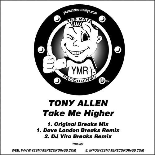 Take Me Higher by Tony Allen
