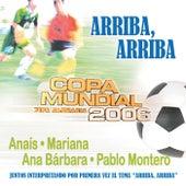 Arriba, Arriba by Ana Bárbara