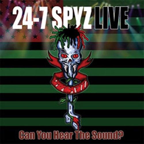 Can You Hear The Sound? by 24-7 Spyz