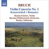 Bruch: Violin Concerto No. 1 / Romance, Op. 42 by Max Bruch