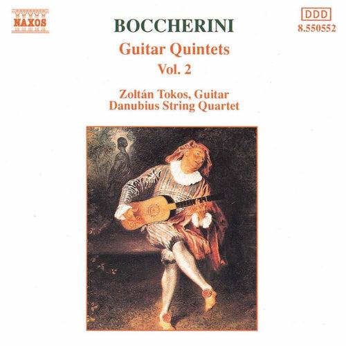 Guitar Quintets G. 448, 449, and 450 by Luigi Boccherini