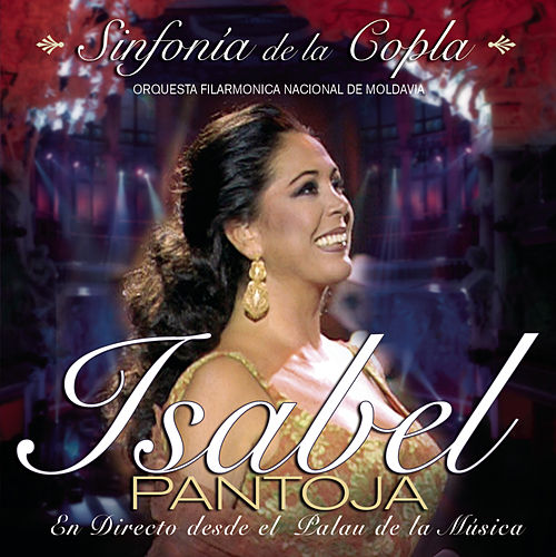 Sinfonia De La Copla by Isabel Pantoja