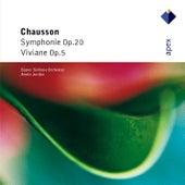 Chausson : Symphony & Viviane by Armin Jordan