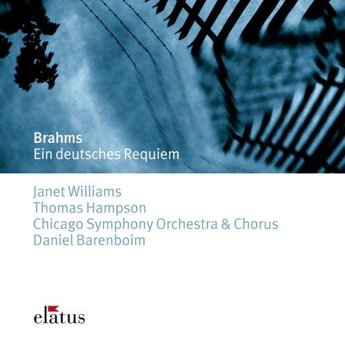 Brahms : Ein deutsches Requiem by Daniel Barenboim