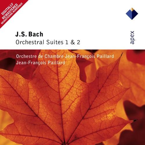 Bach : Suites pour orchestre by Jean-François Paillard