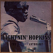 The Blues Anthology by Lightnin' Hopkins