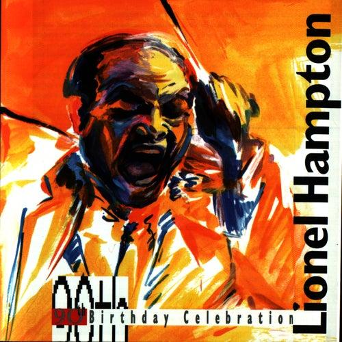 90th Birthday Celebration by Lionel Hampton