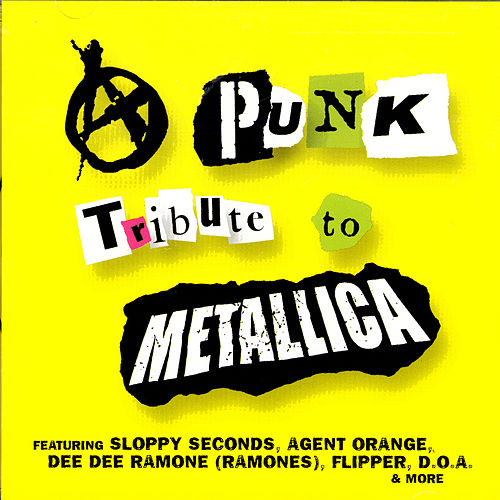 A Punk Tribute To Metallica by Various Artists