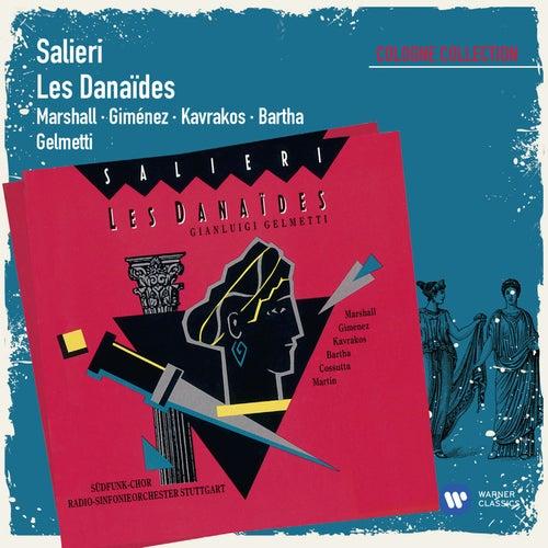 Salieri: Les Danaides by Various Artists