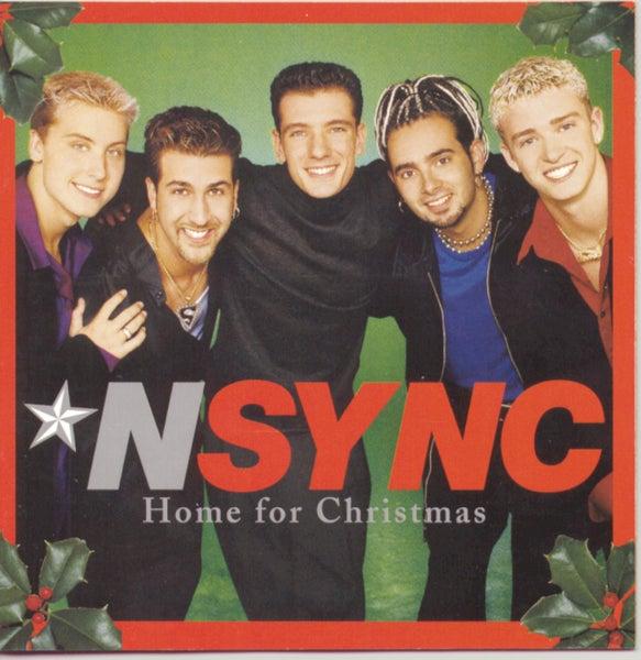 Home For Christmas by  NSYNC Nsync Home For Christmas Album