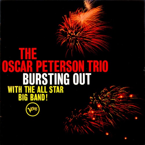 Busting Out With The All Star Big Band by Oscar Peterson