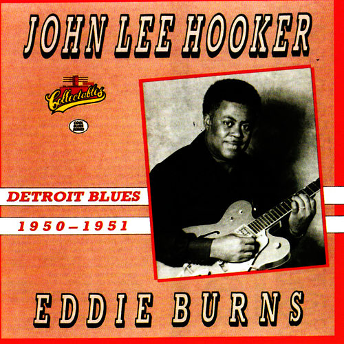 Detroit Blues 1950-1951 by John Lee Hooker