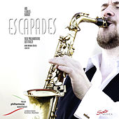 J. Williams: Escapades - Nyman: Where the Bee Dances - Eshpai: Saxophone Concerto by Jan Schulte-Bunert