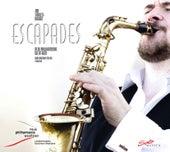 J. Williams: Escapades - Nyman: Where the Bee Dances - Eshpai: Saxophone Concerto by Jan Schulte-Bunert