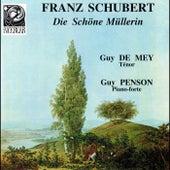 Schubert: Die Schöne Müllerin by Guy De Mey