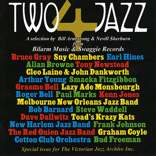 Two 4 Jazz by Various Artists