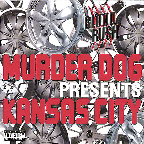 Various Artist Murder Dog Presents Kansas City by Various Artists