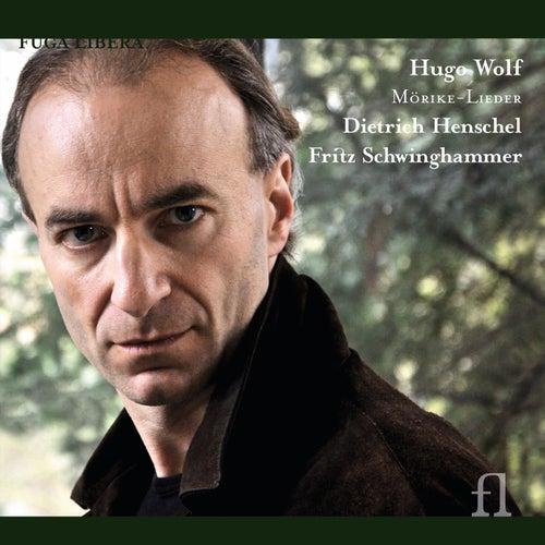 Wolf: Gedichte von Eduard Morike by Dietrich Henschel