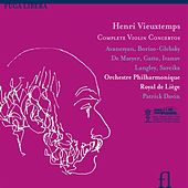 Vieuxtemps: Complete Violin Concertos by Various Artists
