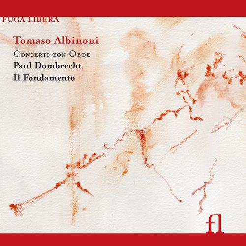 Albinoni: Concerti con Oboe by Paul Dombrecht