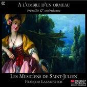A l'ombre d'un ormeau: brunettes & contredanses by Les Musiciens de Saint-Julien