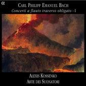 C.P.E. Bach: Concerti a flauto traverso obligato - I by Alexis Kossenko