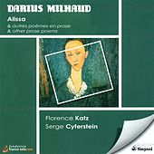 Milhaud, D.: Vocal Music by Florence Katz