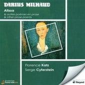 Milhaud, D.: Vocal Music by Florence Katz