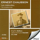 Chausson, E.: Vocal Music von Brigitte Balleys