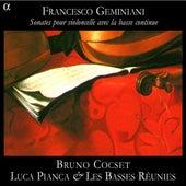 Geminiani: Sonates pour violoncelle avec la basse continue by Various Artists