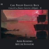 C.P.E. Bach: Concerti a flauto traverso obligato, Vol. 2 by Alexis Kossenko
