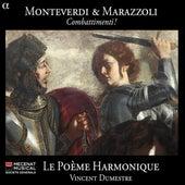 Monteverdi & Marazzoli: Combattimenti! von Various Artists