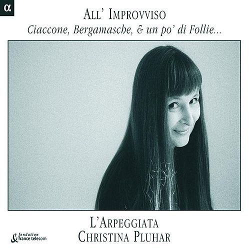 All' Improvviso - Ciaccone, Bergamasche … & Un Po' Di Follie by Marco Beasley