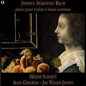 Bach, J.S.: Violin Sonatas by Helene Schmitt