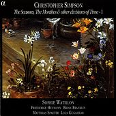 Simpson, C.: Seasons, The Monthes and Other Divisions of Time (The), Vol. 1 by Sophie Watillon