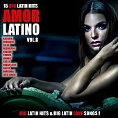 Amor Latino, Vol. 8 - 15 Big Latin Hits & Latin Love Songs (Bachata, Merengue, Salsa, Reggaeton, Kuduro, Mambo, Cumbia, Urbano, Ragga) by Various Artists