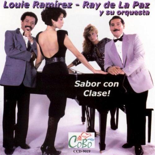Sabor Con Clase von Louie Ramirez - Ray de La Paz