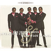 Live At The Copa & With A Lot Of Soul by The Temptations