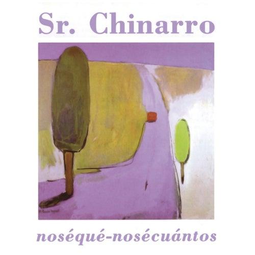 Noséqué-nosécuántos by Sr. Chinarro