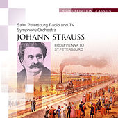 From Vienna to St Petersburg by The Saint Petersburg Radio & TV Symphony Orchestra