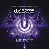 Ultra Music Festival Anthems EP von Various Artists