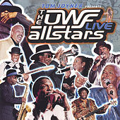 The UWF All-Stars Live by Various Artists