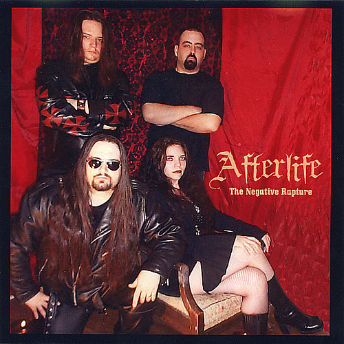 The Negative Rapture by Afterlife