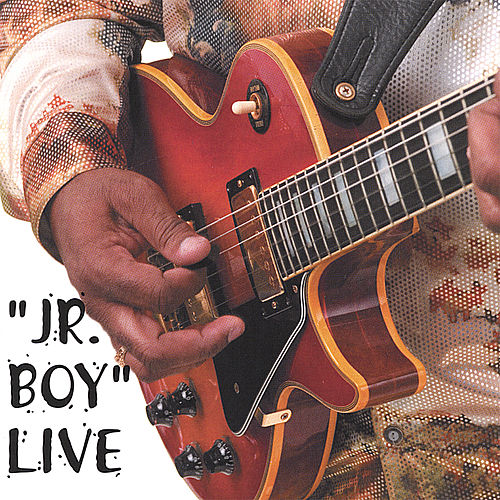 Jr Boy Live by Andrew 'Jr. Boy' Jones