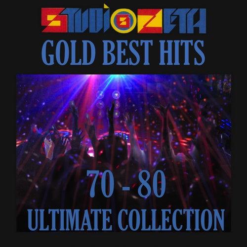 Studio Zeta  Gold Best Hits 70 -80, Vol. 3 by Disco Fever