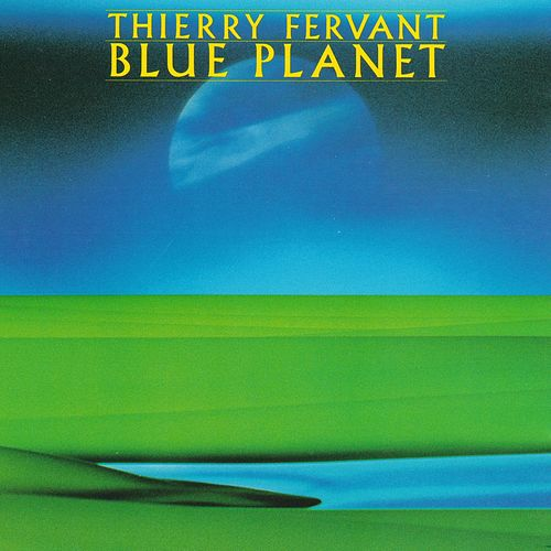 Blue Planet by Thierry Fervant